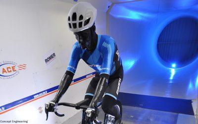Aero Concept Engineering - Giant bike Propel