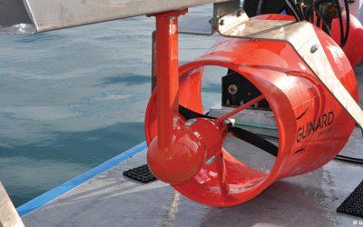 Keep Motion - Guinard Energies - Hydrolienne