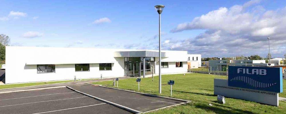 Les locaux de Filab à Dijon