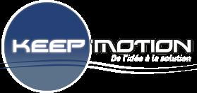 Logo Keep Motion