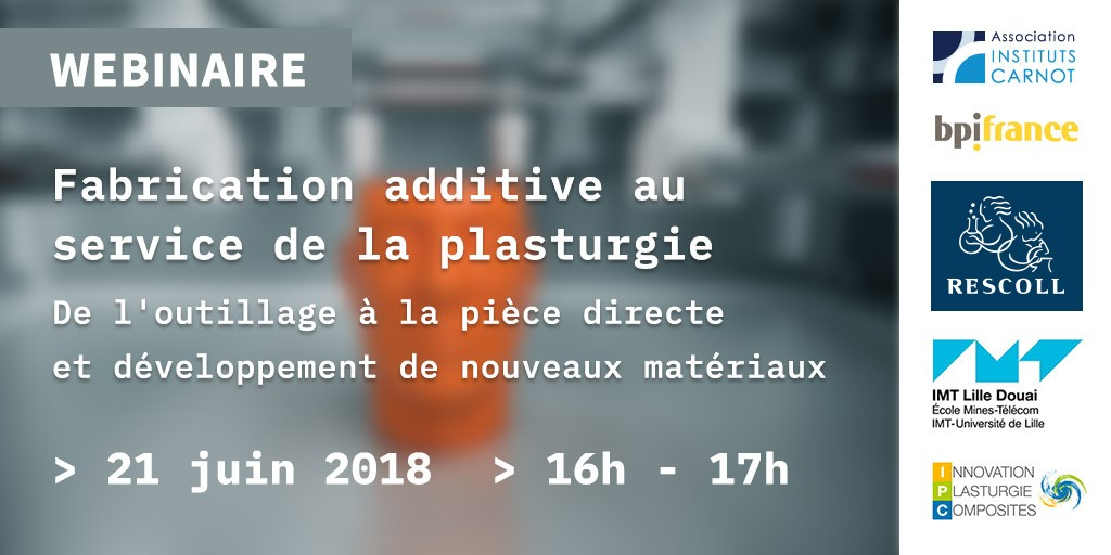 Webinaire fabrication additive