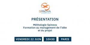 Spinova -Atelier de présentation