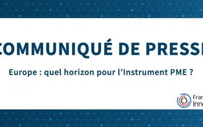 Horizon Europe - Instrument PME