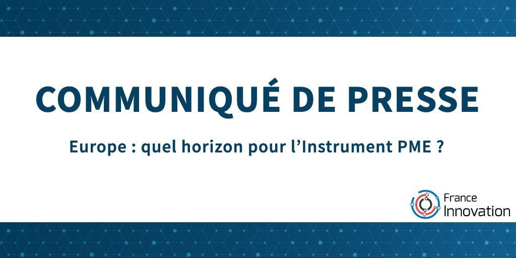 Horizon Europe - Instrument PME