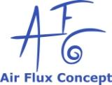 Logo - Air flux concept