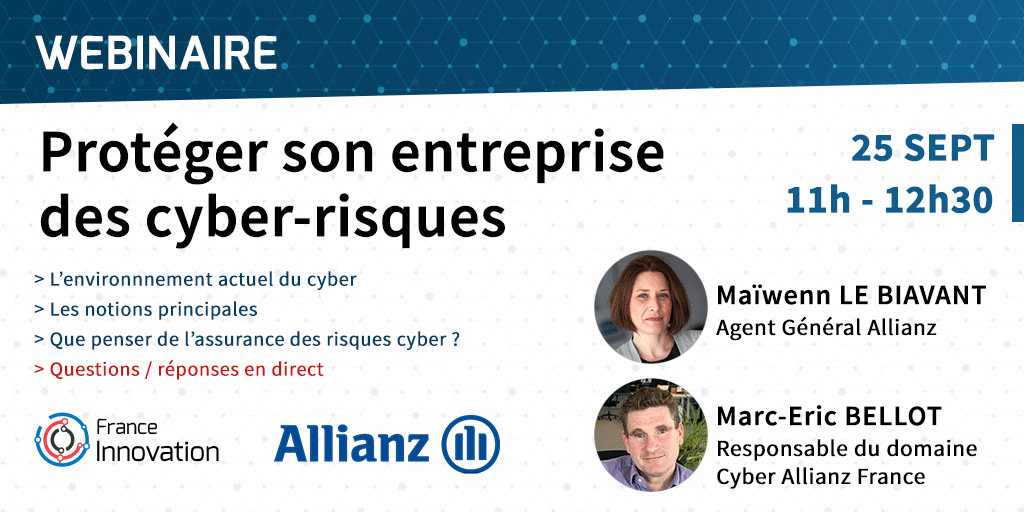 Webinaire Allianz - Assurer les cyber-risques