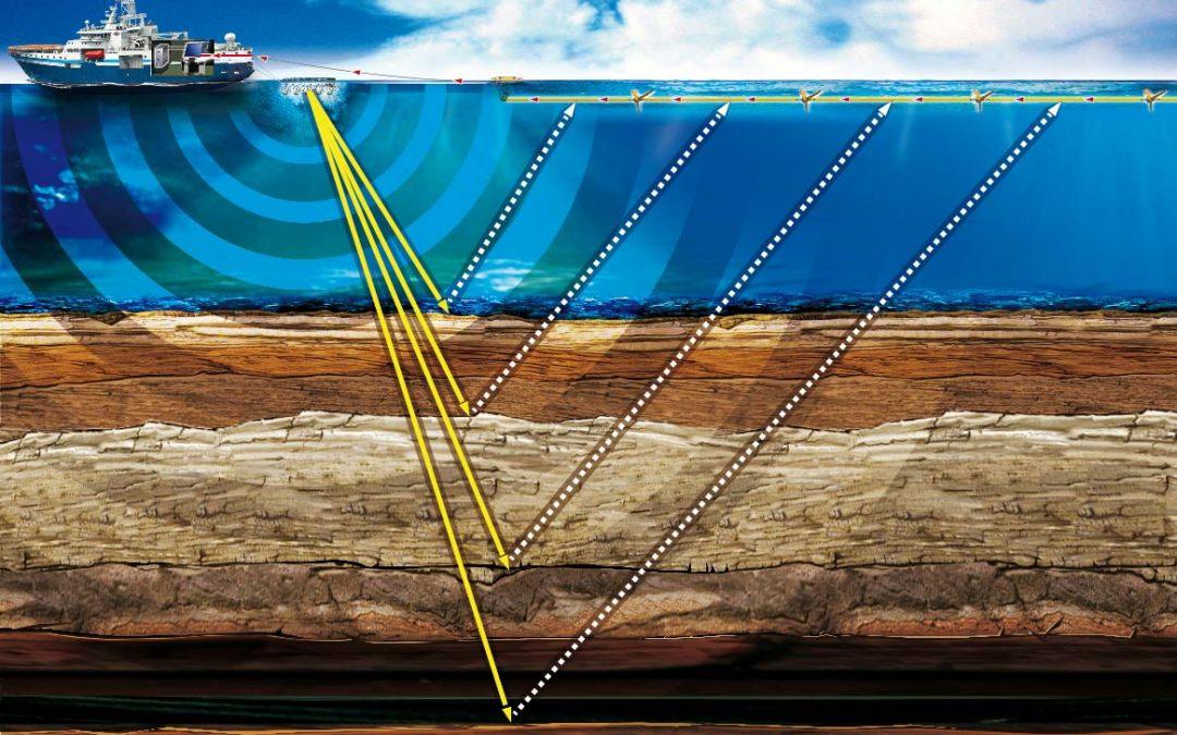 CGG développe une nouvelle technologie de source sismique marine