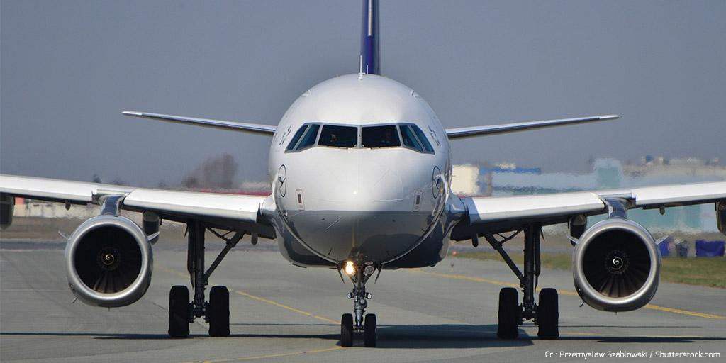 Avion du futur : vers un train d'atterrissage électrique