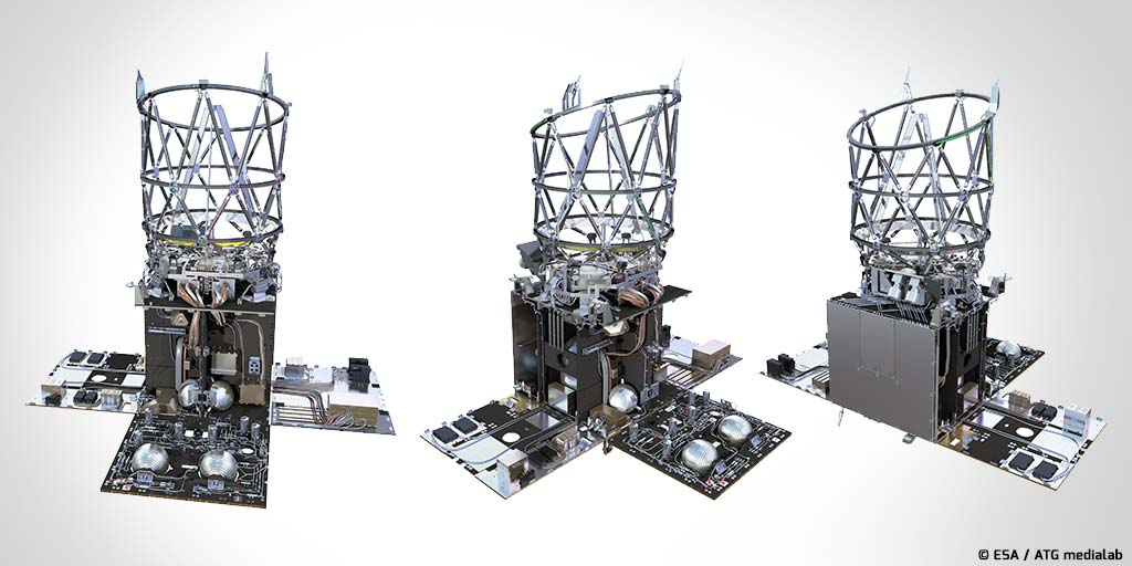 Cedrat Technologies (CTEC) perfectionne pour Galileo Avionica le lidar embarqué dans le satellite ADM-Aeolus