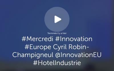 Vidéo - Mercredi de politiques de l'innovation