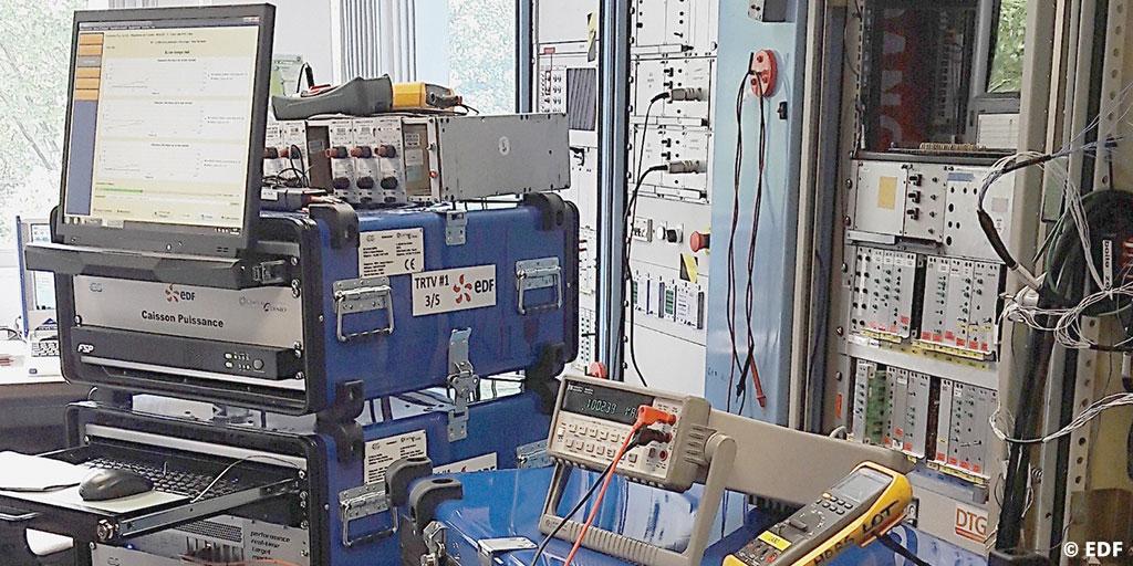 EDF confie à la SRC Centum Adeneo et au Groupe CS l'industrialisation du système TRTV