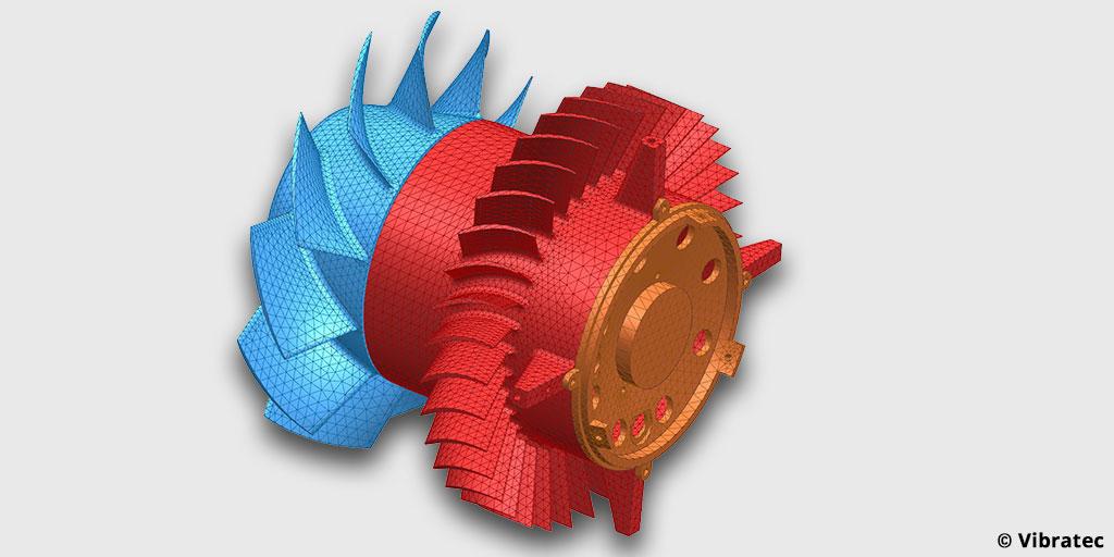 Safran Ventilation Systems s'appuie sur la SRC Vibratec pour réduire le bruit des équipements de ventilation