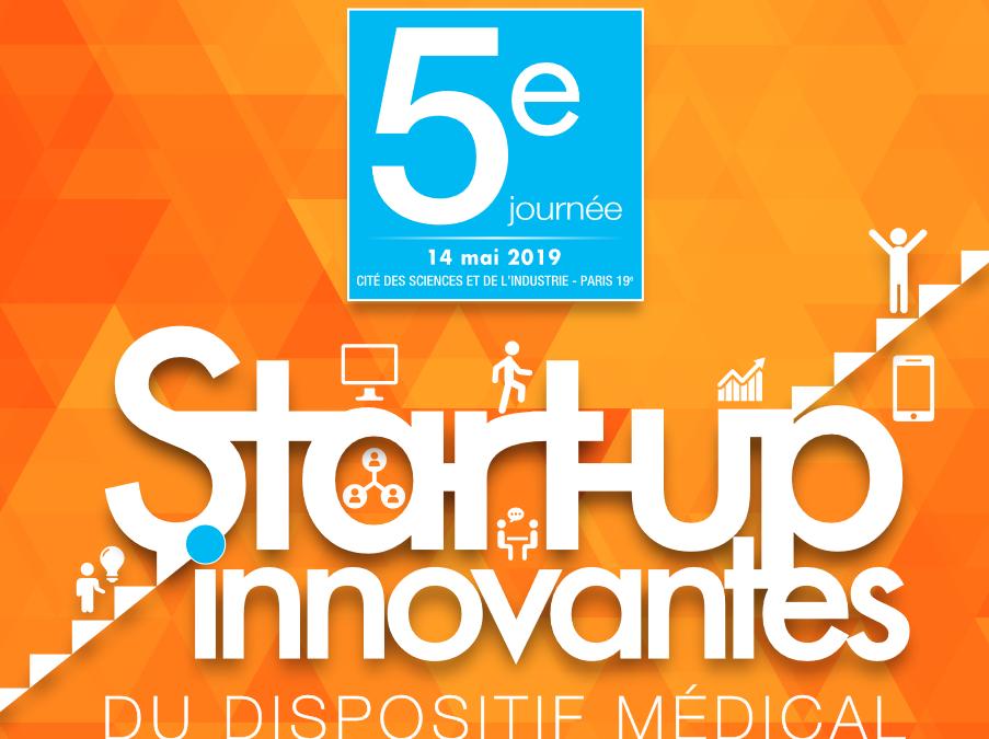 5e journée Start-up innovantes du dispositif médical