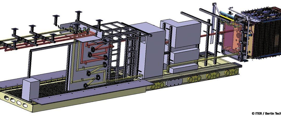 ITER Organization confie à Bertin Technologies la conception d'un « Density Interferometer Polarimeter »