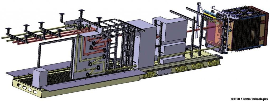 BERTIN-TECHNOLOGIES - ITER - DIP