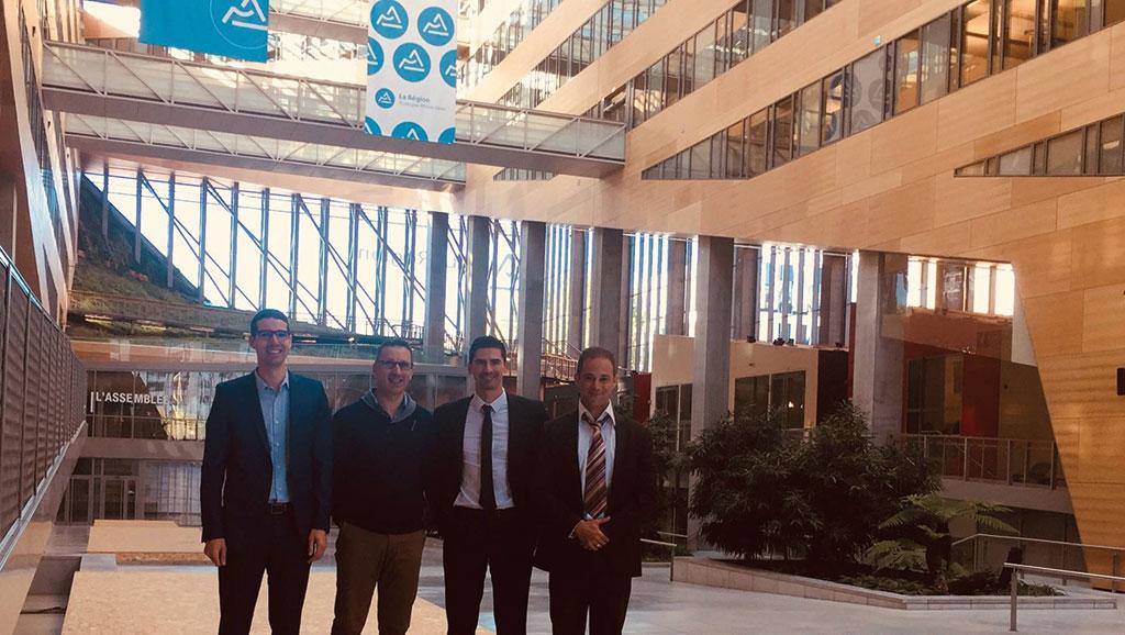 EVEON et la SRC Cedrat Technologies unissent leurs efforts pour un nouveau dispositif médical