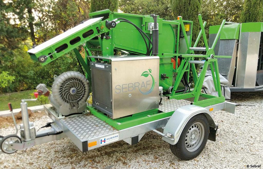 Sebraf s'appuie sur Dynalya pour la conception mécanique d'une machine spéciale