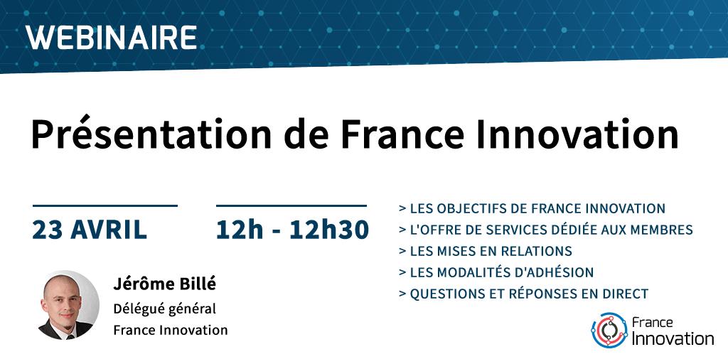 Présentation France Innovation