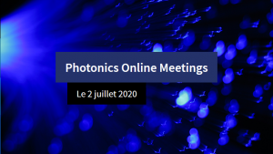 Photonics - Online Meetings