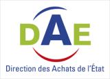 Logo Direction des Achats de l'Etat