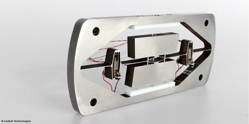 Cedrat Technologies - Avnir Engineering - Fast Smart