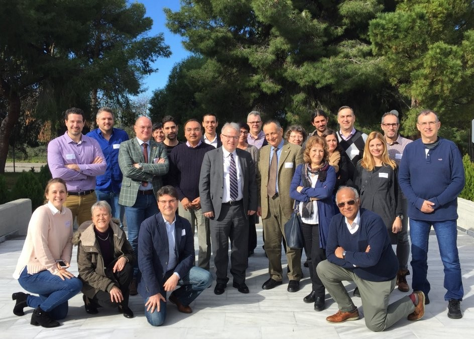 SBR consortium Kick-off meeting