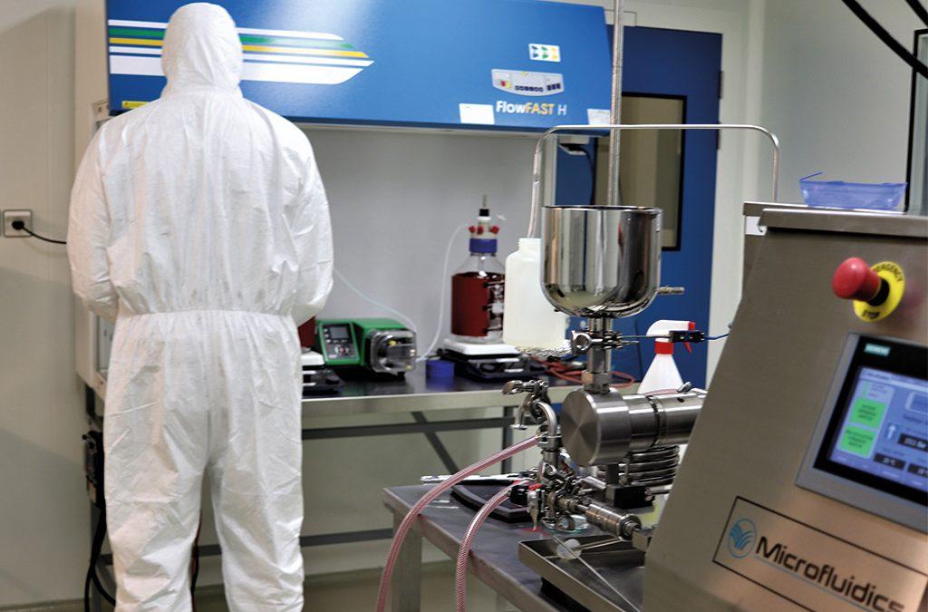 VAXINANO s'appuie sur STANIPHARM pour son système de délivrance de vaccins