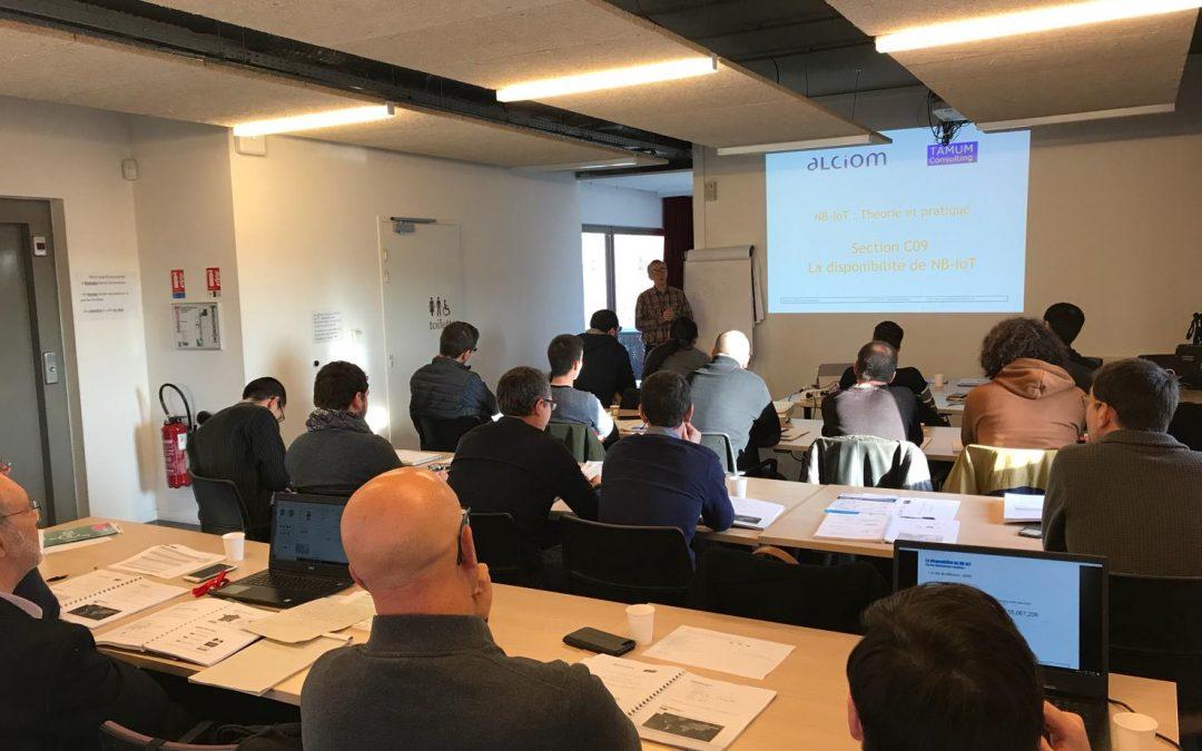 Alciom lance Alciom Academy,  un centre de formation spécialisé en IoT et électronique signaux mixtes